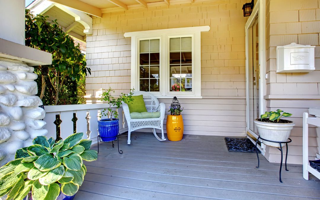 5 Ways to Upgrade Your Front Porch
