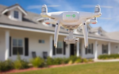 4 Benefits of Drones in Home Inspections